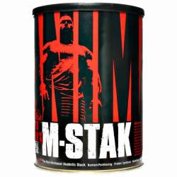 Animal M-Stak x 21 packs