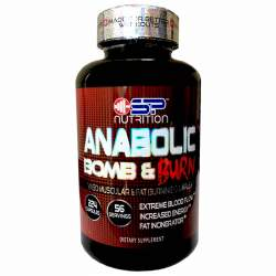 Anabolic Bomb & Burn de Sp...