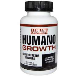 Humano Growth de Labrada x...